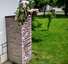 Vrtne omare iz panelov TOTAL