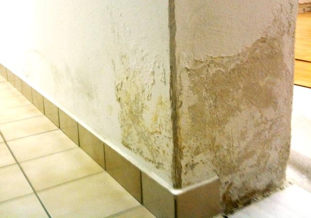 Sanacija kapilarne vlage / www.timopara.si